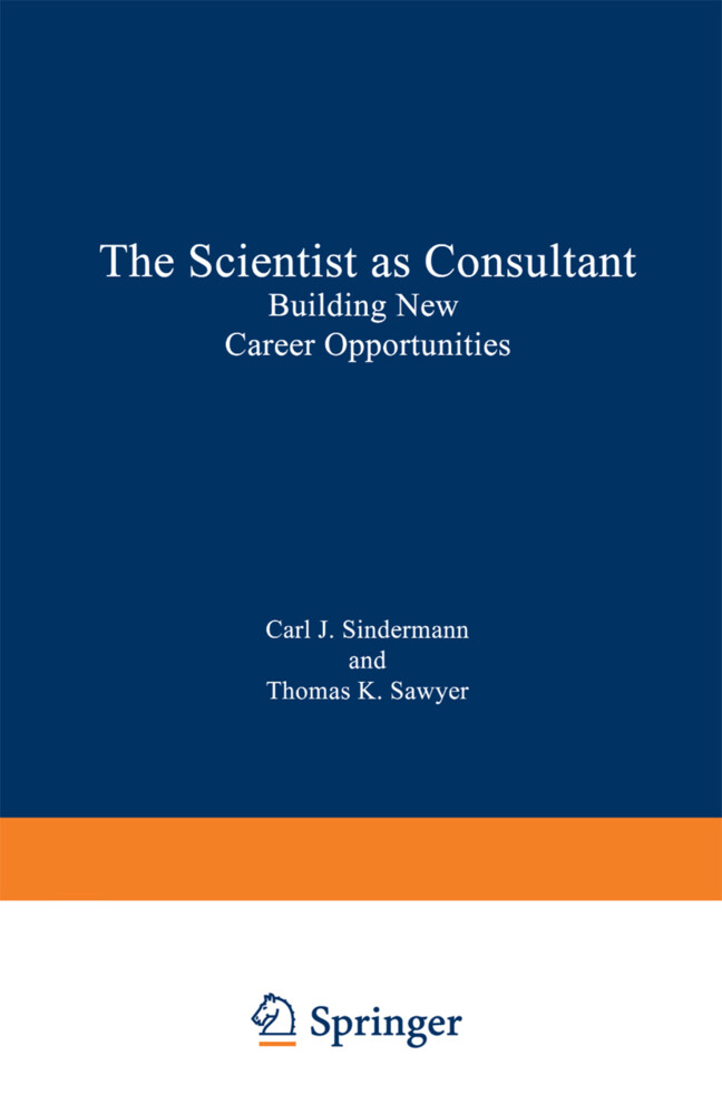 The Scientist as Consultant als Buch