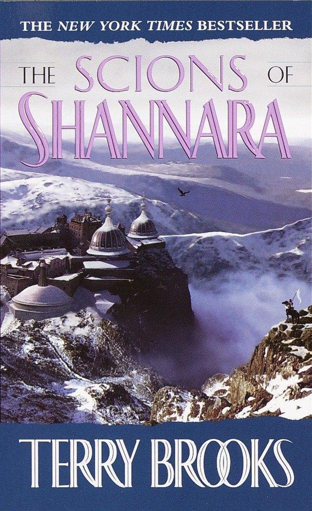 The Scions of Shannara als Taschenbuch