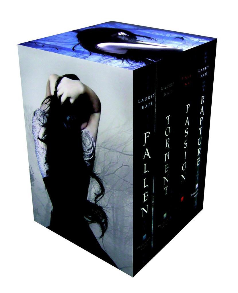 Fallen Boxed Set als Taschenbuch von Lauren Kate