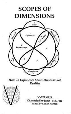 Scopes of Dimensions: How to Experience Multi-Dimensional Reality als Taschenbuch
