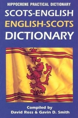 Scots-English, English-Scots Practical Dictionary als Taschenbuch