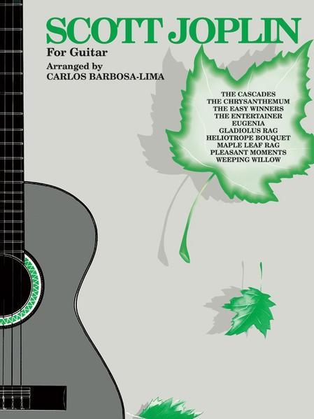 Scott Joplin for Guitar als Taschenbuch