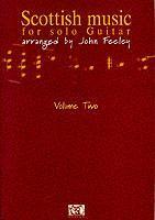 Scottish Music for Solo Guitar als Taschenbuch