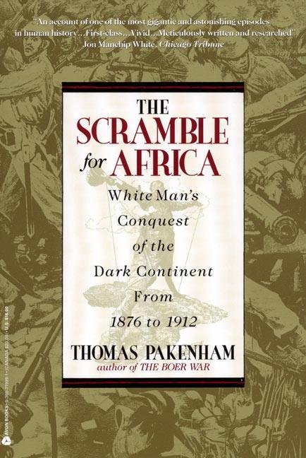 Scramble for Africa... als Taschenbuch