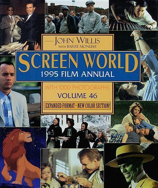 Screen World 1995, Vol. 46 als Taschenbuch