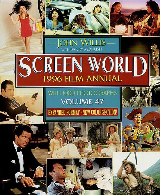 Screen World 1996, Vol. 47 als Taschenbuch