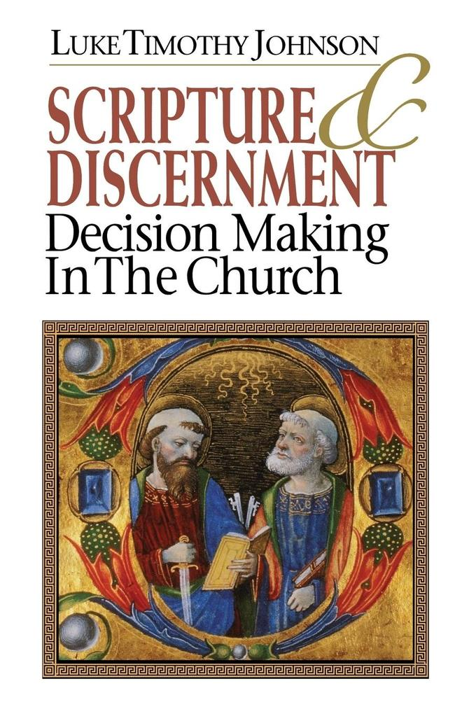Scripture & Discernment als Buch