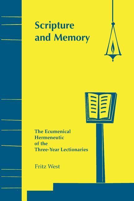 Scripture and Memory als Taschenbuch