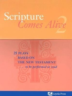 Scripture Comes Alive: 25 Plays of the New Testament [With Script Cards and Activity Cards] als Taschenbuch