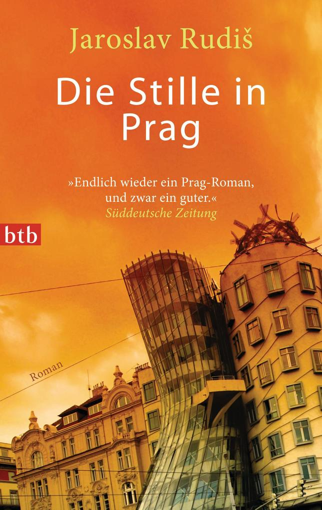 Die Stille in Prag als eBook von Jaroslav Rudi?, Jaroslav Rudis
