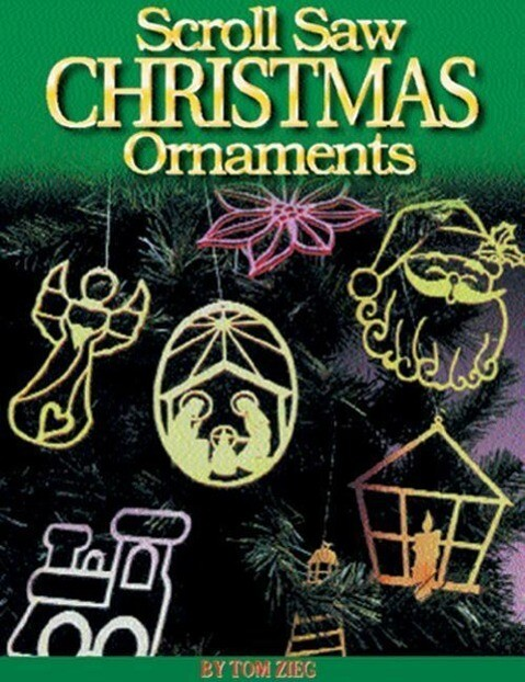 Scroll Saw Christmas Ornaments: More Than 200 Patterns als Taschenbuch