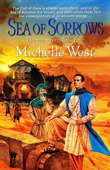 Sea of Sorrows: The Sun Sword #4 als Taschenbuch