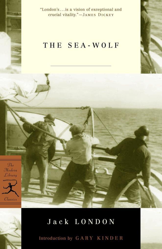 The Sea-Wolf als Taschenbuch