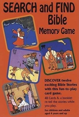 Search and Find Bible Memory Game als Spielwaren