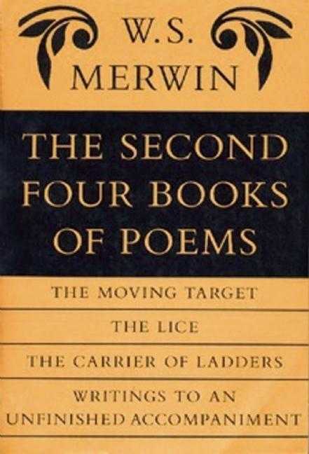 The Second Four Books of Poems als Taschenbuch