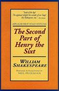 The Second Part of Henry the Sixt: Applause First Folio Editions als Taschenbuch