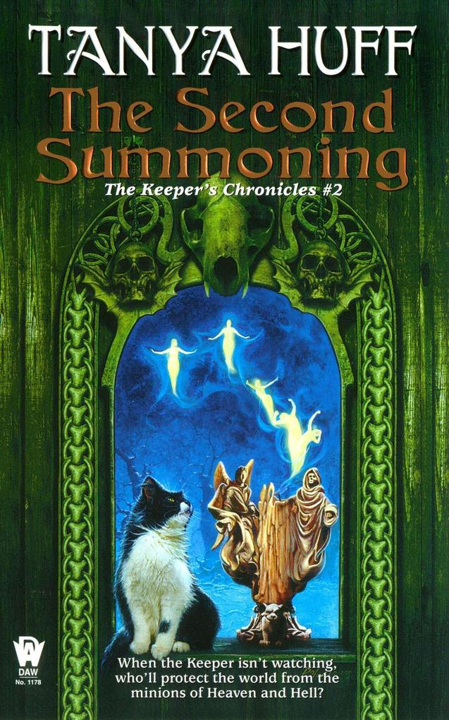 The Second Summoning: The Keeper's Chronicles #2 als Taschenbuch