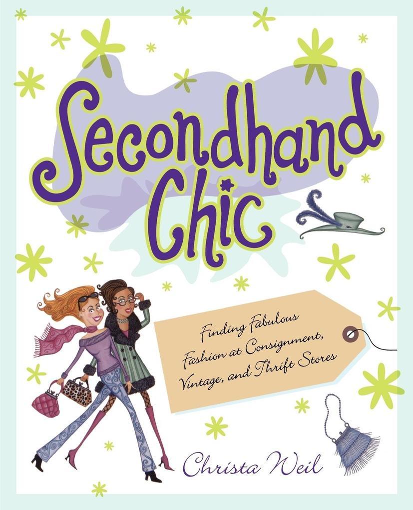 Secondhand Chic als Taschenbuch