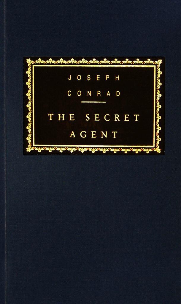 The Secret Agent als Buch