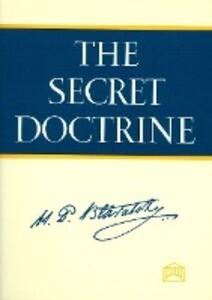 Secret Doctrine als Taschenbuch