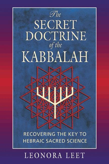 Secret Doctrine of the Kabbalah als Taschenbuch