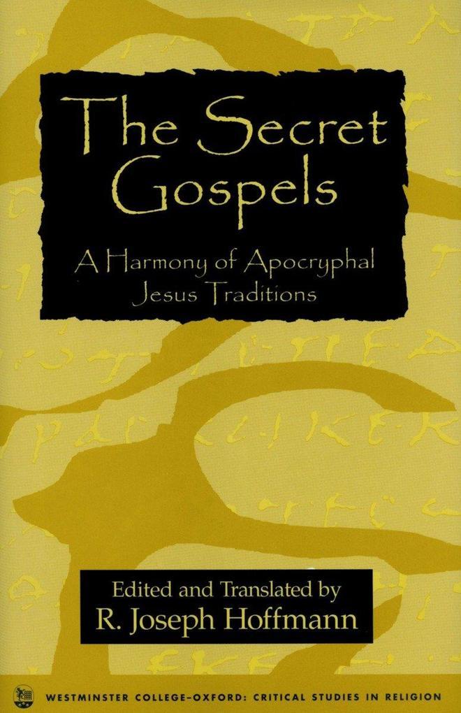 The Secret Gospels als Buch