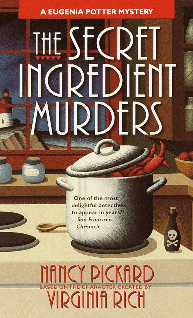 The Secret Ingredient Murders: A Eugenia Potter Mystery als Taschenbuch