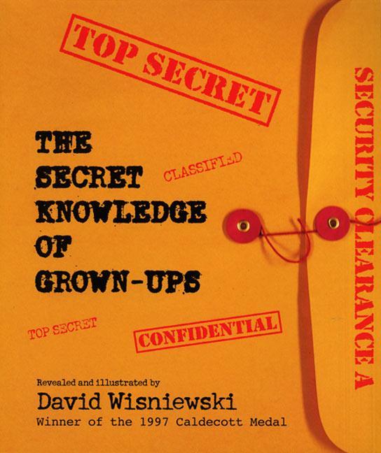 The Secret Knowledge of Grown-Ups als Taschenbuch