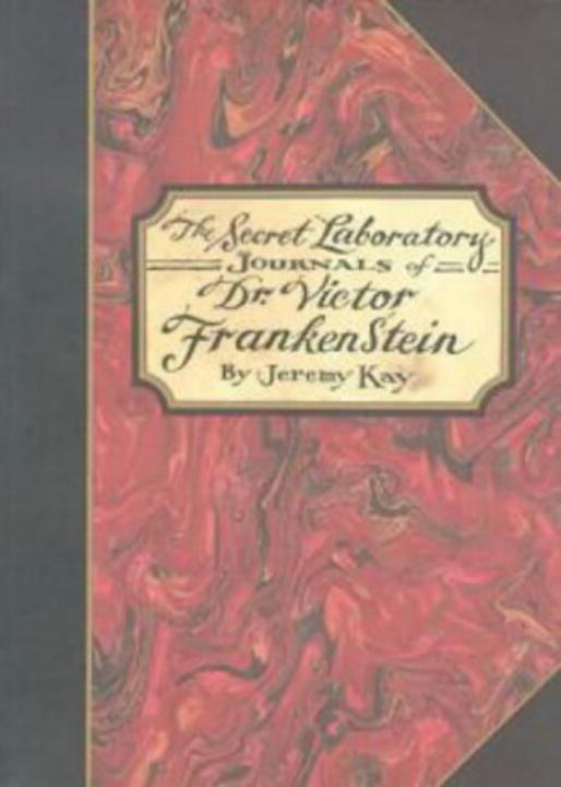 The Secret Laboratory Journals of Dr. Victor Frankenstein als Taschenbuch