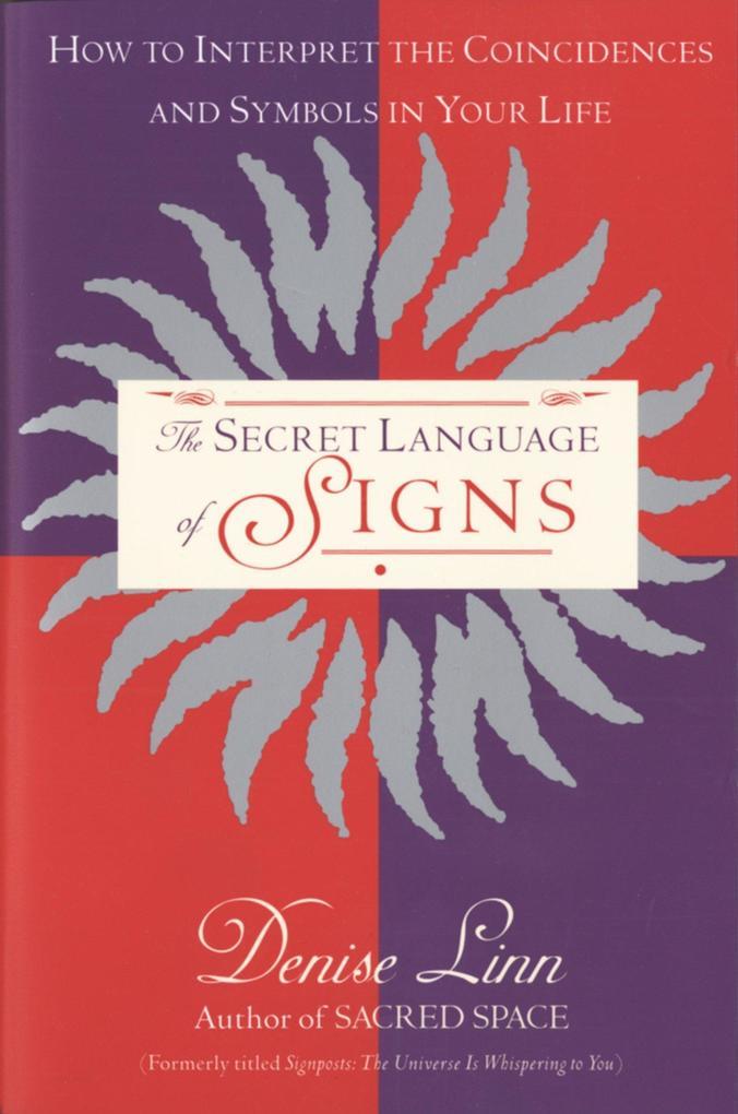 Secret Language of Signs als Taschenbuch