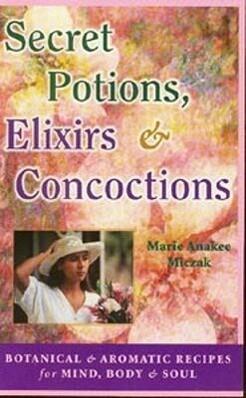 Secret Potions, Elixirs & Concoctions als Taschenbuch