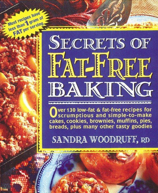 Secrets of Fat-Free Baking als Taschenbuch