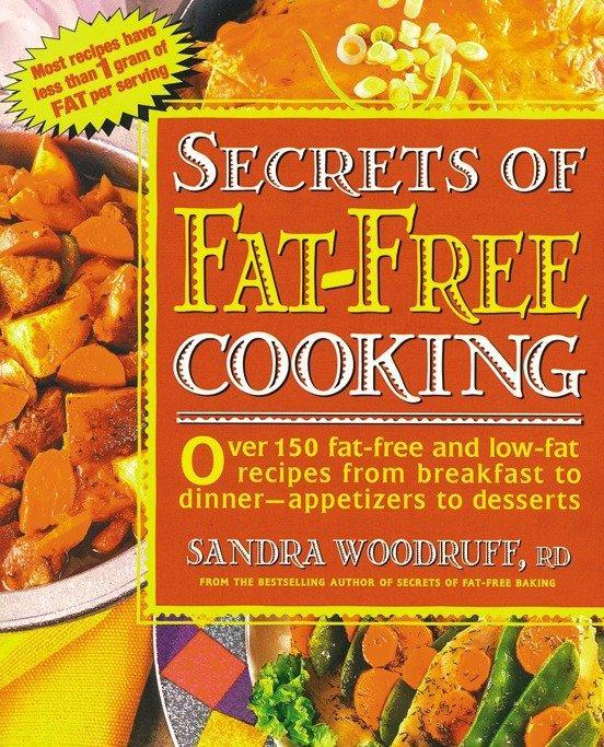 Secrets of Fat-Free Cooking als Taschenbuch