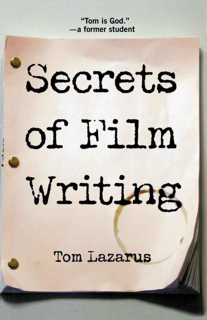 Secrets of Film Writing als Buch