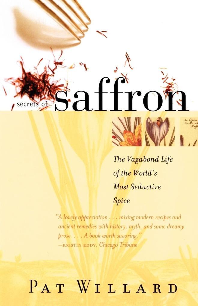 Secrets of Saffron als Taschenbuch