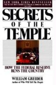 Secrets of the Temple: How the Federal Reserve Runs the Country als Taschenbuch