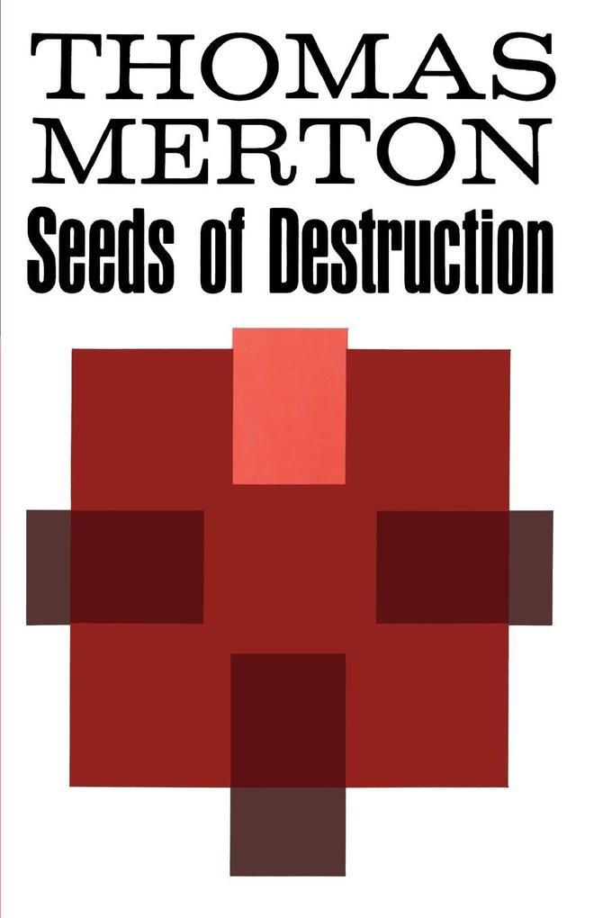 Seeds of Destruction als Taschenbuch