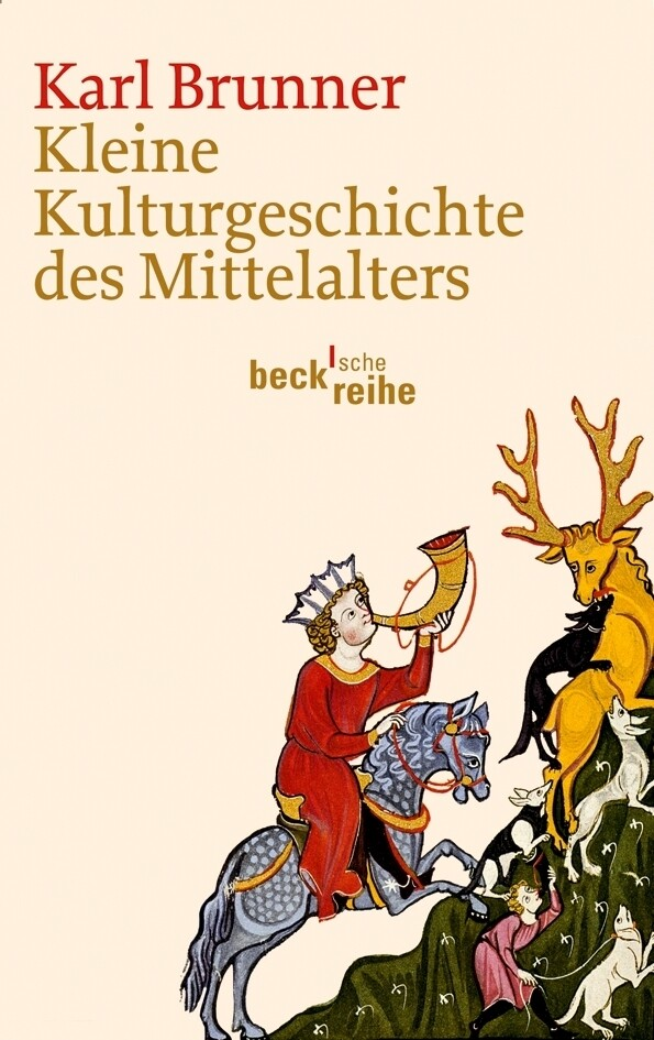 Kleine Kulturgeschichte des Mittelalters als Taschenbuch