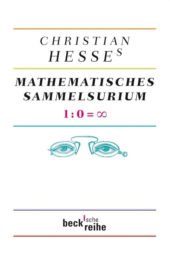 Christian Hesses mathematisches Sammelsurium als Taschenbuch