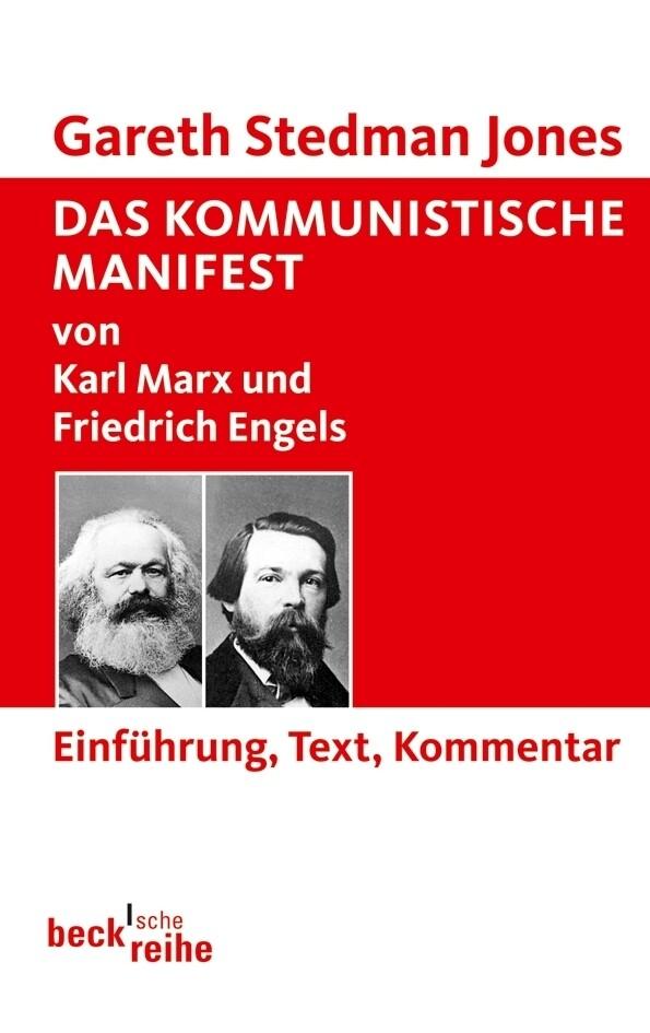 Das Kommunistische Manifest als Taschenbuch