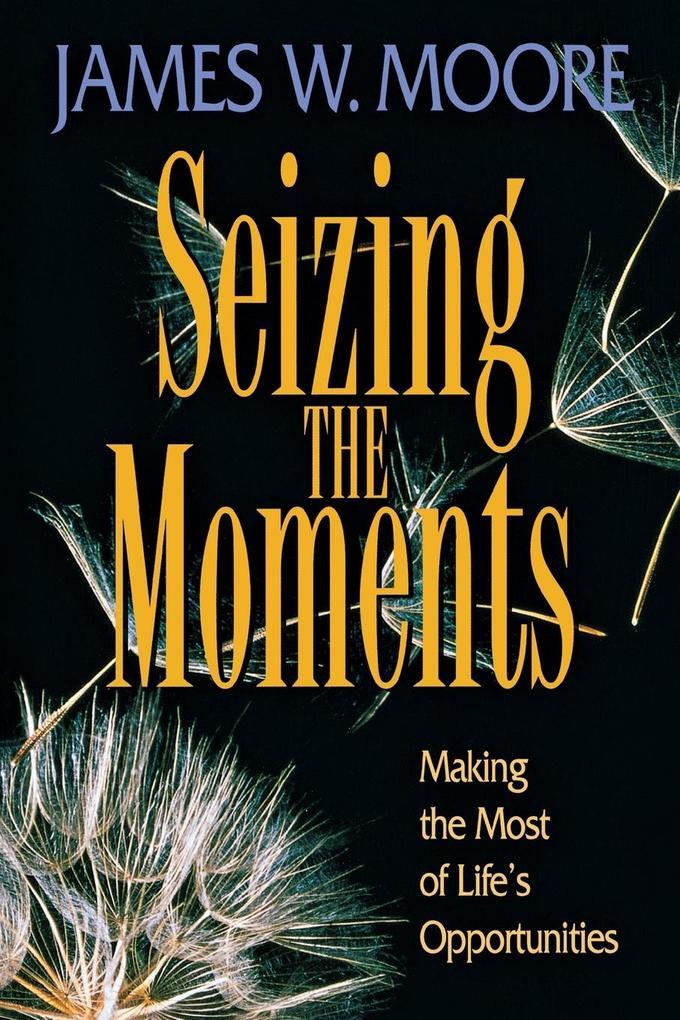 Seizing the Moments als Taschenbuch