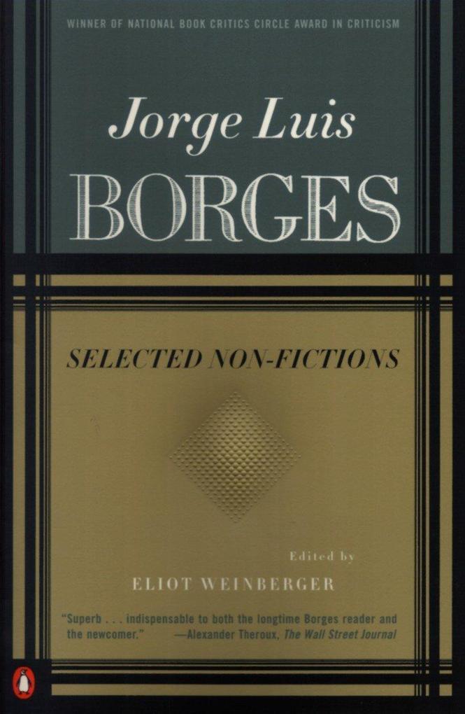 Selected Non-Fictions: Volume 3 als Taschenbuch