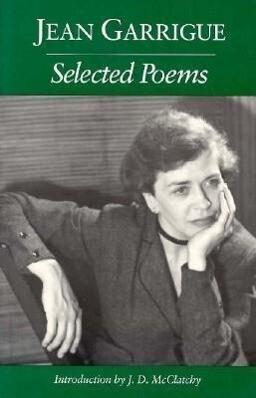 Selected Poems: McCarthy als Taschenbuch