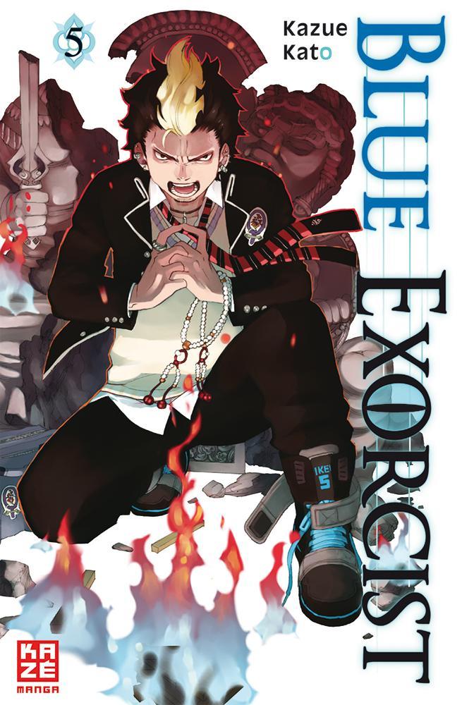 Blue Exorcist 05 als Taschenbuch