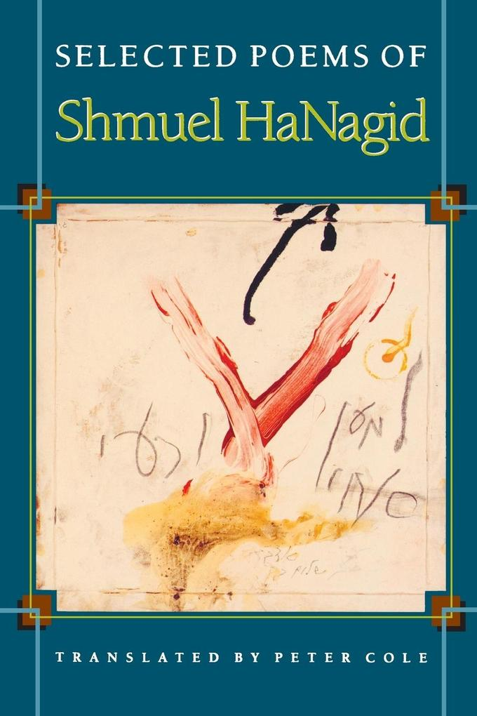 Selected Poems of Shmuel Hanagid als Taschenbuch