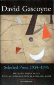 Selected Prose, 1934-96 als Buch