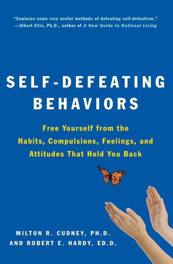 Self-Defeating Behaviors als Taschenbuch