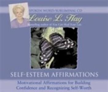 Self-Esteem Affirmations als Hörbuch