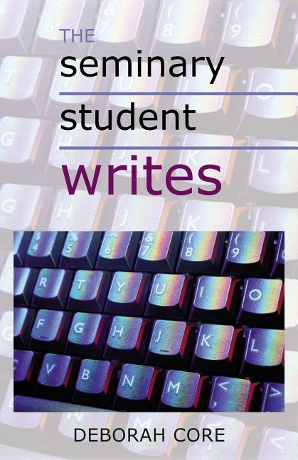 The Seminary Student Writes als Taschenbuch