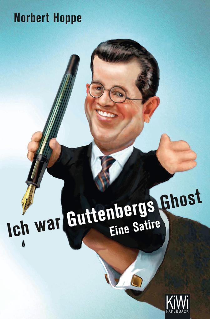 Ich war Guttenbergs Ghost als eBook von Norbert Hoppe